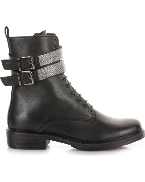 Makis Fardoulis 231 Black Leather